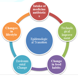 Common Causes of Epidemiological transition