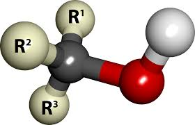 This is the image related to Alcohols Source - Wikipedia