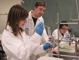 Image showing the Biochemistry lab