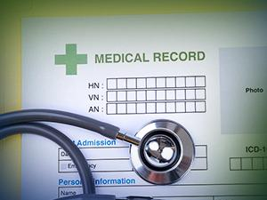 This is the image which is related to medical record databases