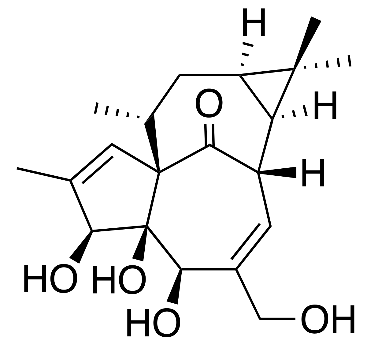 This is the image which is related to cyclic compound
