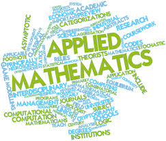Image showing different branches of applied mathematics.