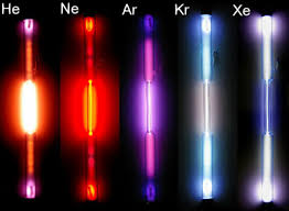 This is the image related to Noble Gases Source - Wikipedia