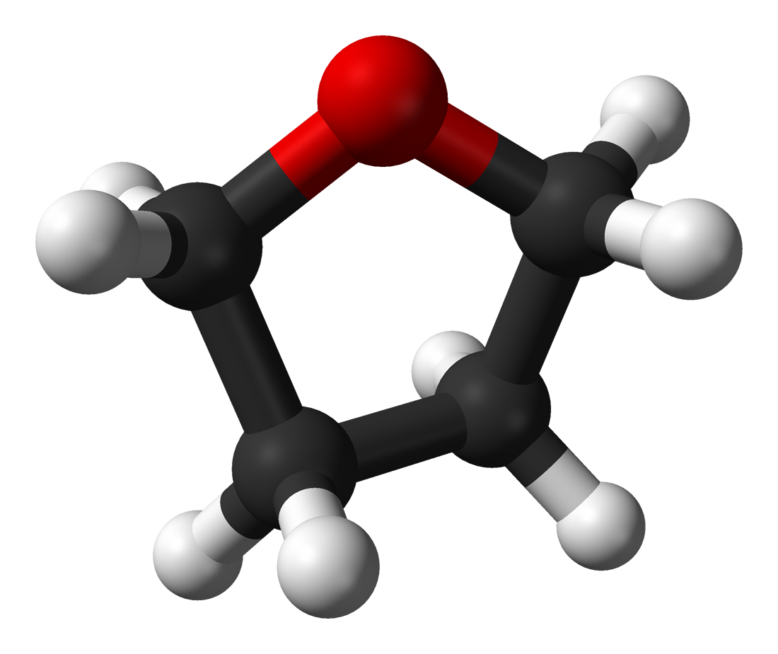 This is the image which is related to Tetrahydrofuran