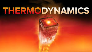 Image showing logo of Thermodynamics