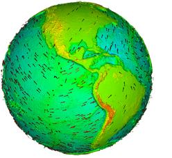 This is the image which is related to Geophysics