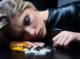 This is the image which is related to Drug addiction