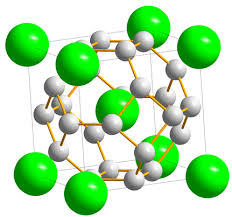 This is the image related to Solid-state Chemistry  Source - Wikipedia