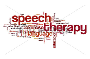 This image explains about Speech therapy which include mental health, depression, anxiety disorders, and suicidal feelings
