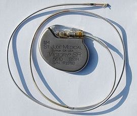 Image showing the Cardiac pacemaker