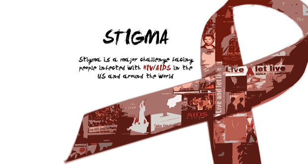 This image is related to HIV Stigma - Source Wikipedia