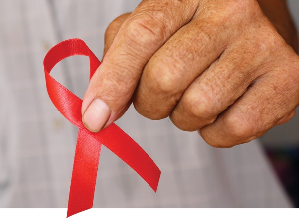 This image is related to HIV and Aging - Source Wikipedia
