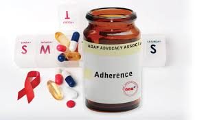 This image is related to HIV Medication adherence - Source Wikipedia